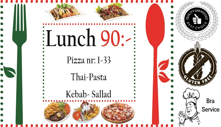 lunch 90-09